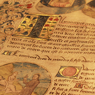 Scrolls in the Age of the Book