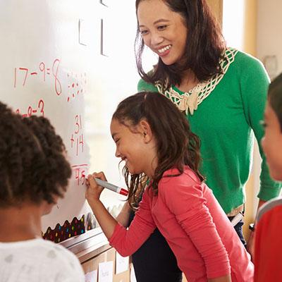 Improving Math Instruction Through Feedback