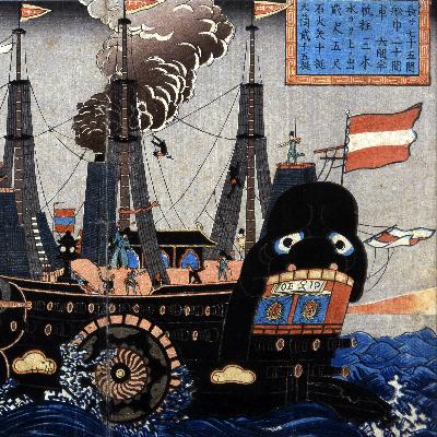 Visualizing Japan (1850s-1930s): Westernization, Protest, Modernity